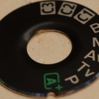 canon 5dmkIII mode dial cap